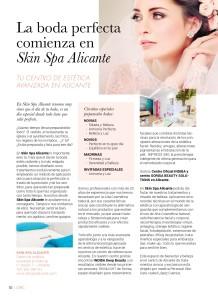 Boda perfecta Skin Spa