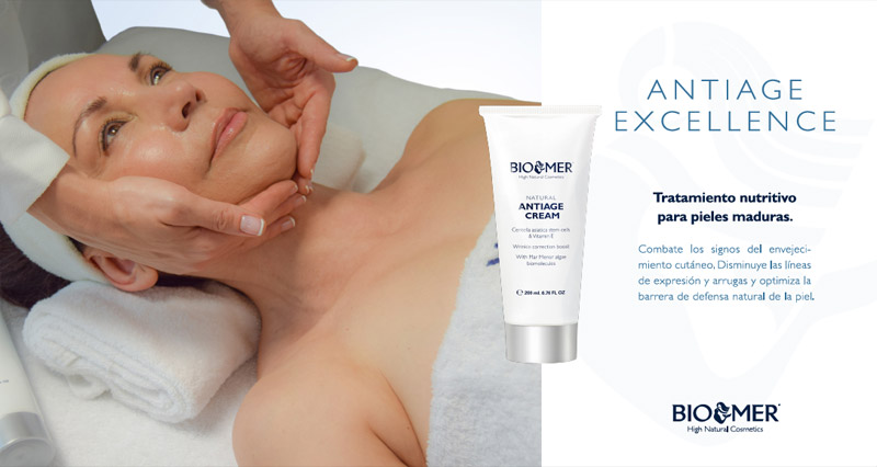 Tratamiento facial - Antiage Excellece Skin Spa Alicante