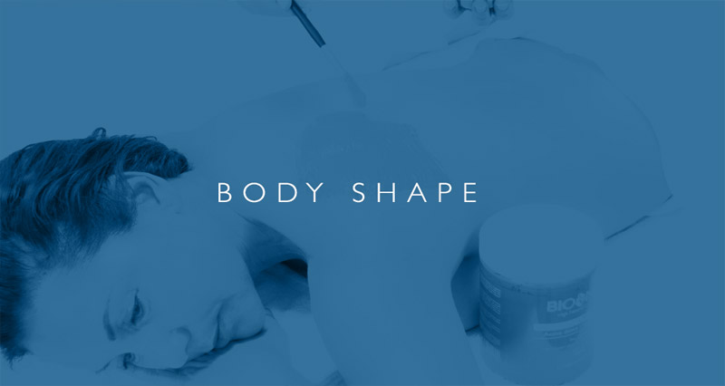 Tratamiento corporal - Body Shape