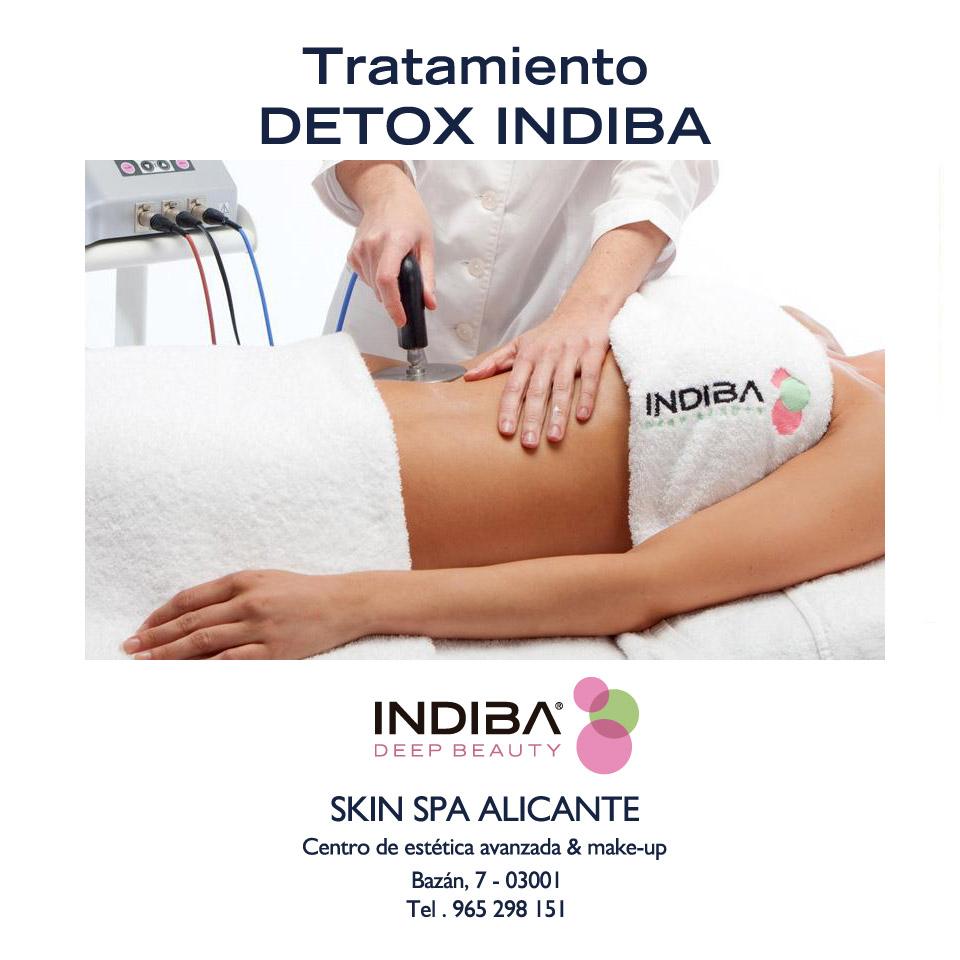 Tratamiento Detox INDIBA