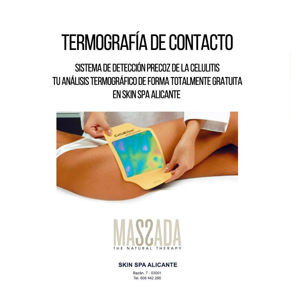 Termografía de contacto