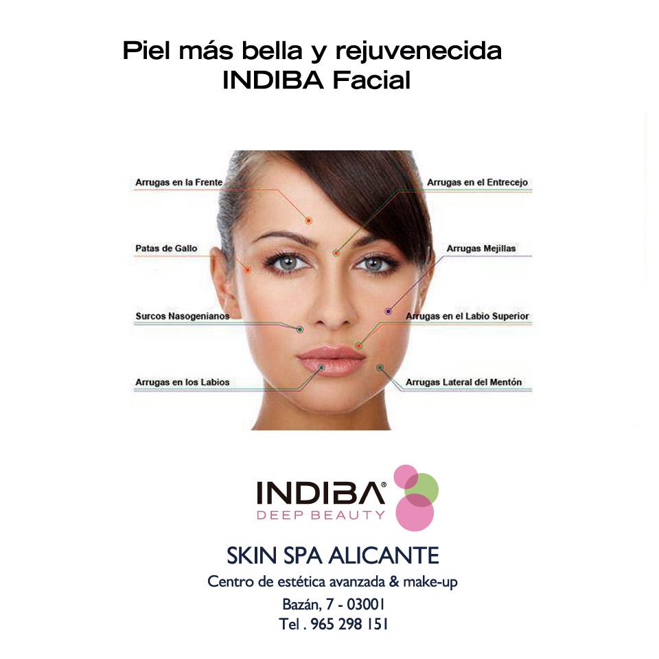 Tratamiento Facial INDIBA