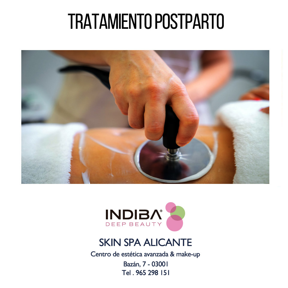 Tratamiento Postparto INDIBA