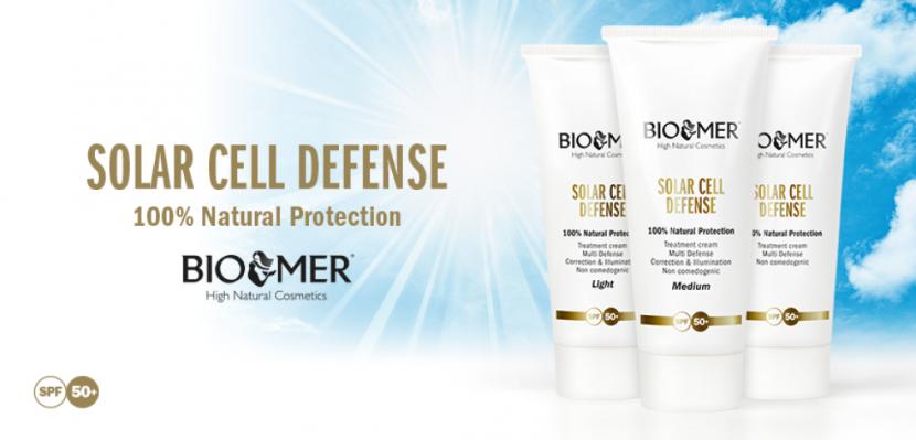 SolarCell BIOMER - Skin Spa Alicante